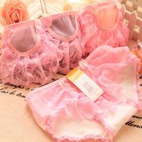 Free shipping  VS lingerie calcinhas cartoon cute panties briefs, sexy women's underwear love pink,sexy lingerie,4pcs/lot