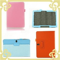 Practical Colorful Tablet PC Cases Precious Tablet Accessories Fit for Galaxy Tab Pro T520 Leather Material Ultra Slim 095