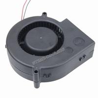 GDT 12V 2P 9733 Brushless Blower Fan 97x33mm Air Flow Cooler 1pcs