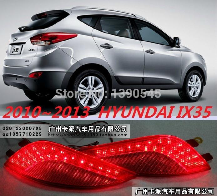 Фонарь тормоза ! 2010 Hyundai IX35 ,  2 /, ABS, 5W 12V,