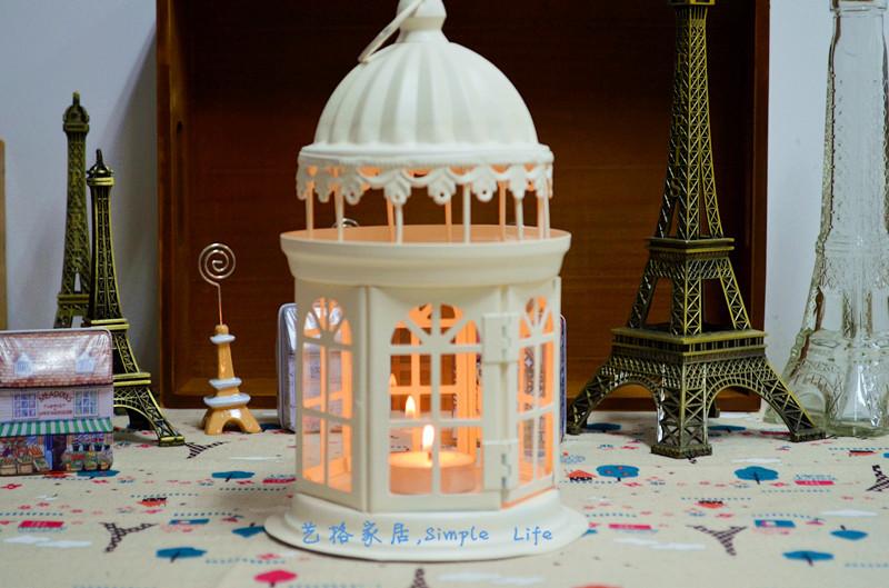 Comprar estilo europeo recort out metal - Proveedores de velas ...