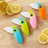 Free shipping HS010  Mini Folding portable bird style knife  3*13cm