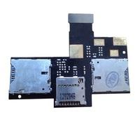 TF SIM Card Holder flex cable for One SU T528W(Dual Sim)