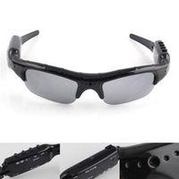 100% New Mini DV DVR Sun glasses Camera Audio Video Recorder video camera eyewear glasses mini dvr camera with glasses For Sale