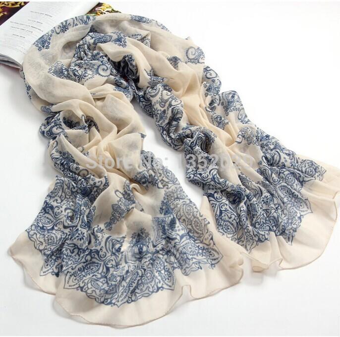 2014 novo de alta qualidade spun silk cachecóis voile scarf shawl feminino grátis frete(China (Mainland))