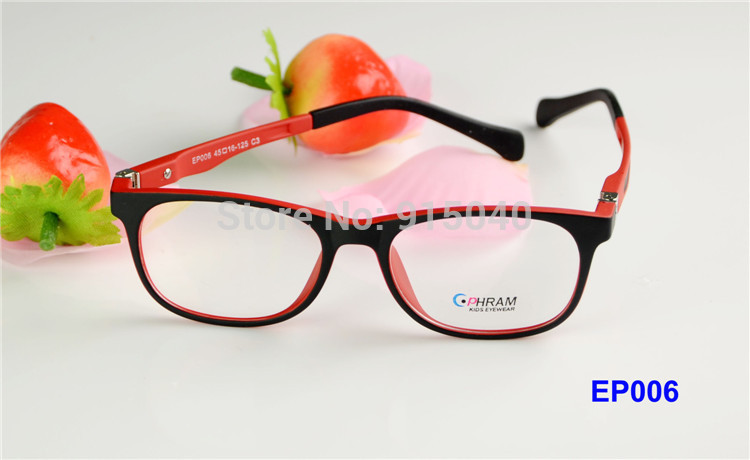 2015 newly fashion tr material eyeglasses frames for kids oculos de grau for boy girl unisex ep006