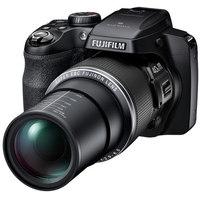 Original and new S8200 Fujifilm/Fuji FinePix S8200 telephoto small SLR digital camera