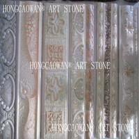 panel silicone stone mold