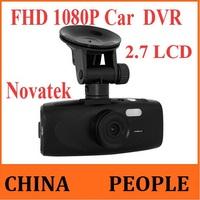 "G1WH 2.7"" LCD 1080P Full HD Car DVR Dash Camera Recorder G-sensor Novatak 96650 140 Degree Angle"