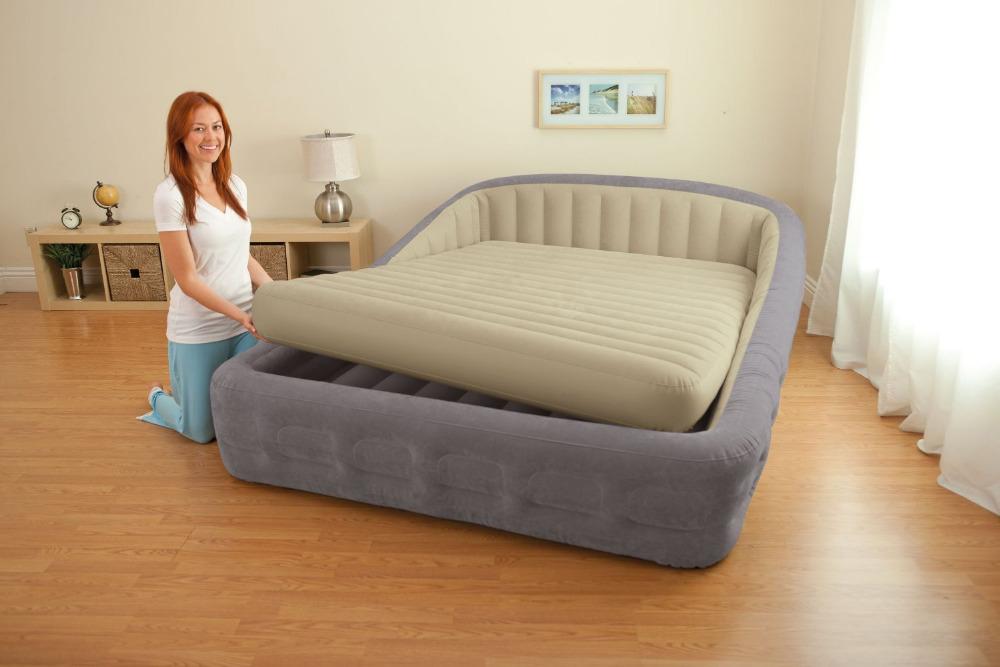 Online Buy Wholesale intex king size air bed from China intex king ...