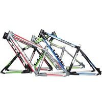 26er Cube Comp Acid, MTB Carbon Frame, Light Weight 7005
