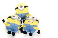 Free Shipping Despicable ME Movie Plush Toy  Minion Jorge Stewart Dave