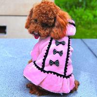 Princess Jasmine dress small dog clothes pet apparel clothing single Winter