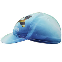 Cycling Bicycle Bike Breathable Sweat Proof Polyester Hat Riding Cap One-Size CC3624