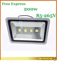 outdoor 200w led floodlight 85-265v led flood light lamp waterproof IP65 warm white cool white garden light