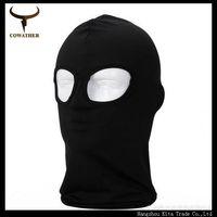 So cool Outdoor sports men double hole cap men facekini,Dust-proof , breathable gorro, comfortable female caps touca MZ04
