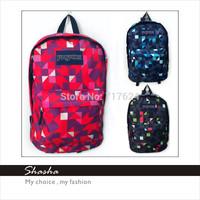 2014 Fashion new JAMN SPORTS backpack women famous brands shoulder bag men's backpacks girls school bags bolsas cartoon cool