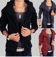 Free Shipping hot sale 2014 new styles Men's Autumn and winter cardigan Korean men's Jacket
