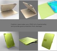 New 2014 Original Feelymos SPACE Multi-Function Anti-Knock Ultra-thin Anlumina Metal Capa Case for ipad mini Cover
