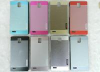 PC Plastic+Delta Metal Design Back Cover Cases For Xiaomi Hongmi Note  On wholesale