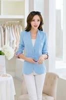 2014 fall fashion for women blazer mulheres vermelho blue white green blazer preto amarelo M/L/XL/XXL free shipping
