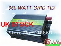 350W Grid Tie Inverter for Solar Panel 28V-52V DC(350 watt, 220V, High Efficiency, Free Shipping)UK STOCK