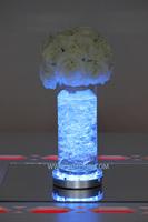 Super Bright Unique Design 6inch Remote controled Multi-colors LED Light Base