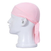 New pirate hat Cycling Outdoor sports hat Pure color Pirate Bike bandanas sunscreen breathable anti-uv Sport hats women