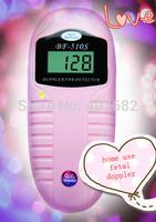 home use pocket fetal doppler,hand held fetal doppler do promotion with special price