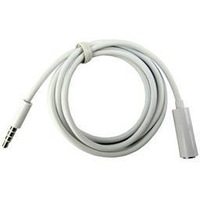 3.5mm Jack Audio Extension Cable For Iphone4G/3G/3GS