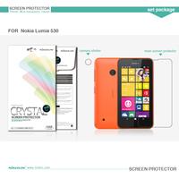 Screen Protector For Nokia Lumia 530 NILLKIN Super Clear Anti- fingerprint Protective Film Free Gift