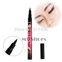 New 2014 Black Waterproof Liquid Eyeliner Pen Black Eye Liner Pencil Makeup Cosmetic 9799 3F
