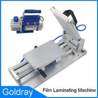 2014 New Universal OCA Laminator Machine Polarizing Film Protective OCA Film Laminating Machine with Vacuum Pump
