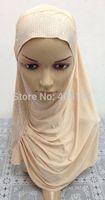 HAIR ACCESSORY, ARAB ISLAMIC HIJAB, HEAD WEAR, LADY'S SCARF,,FREE SHIPPING FEE,X54