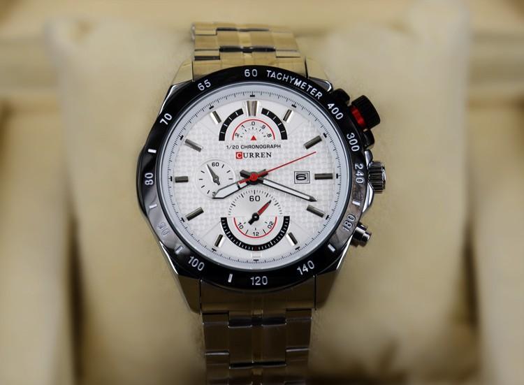 новые моды curren часы часы лучший