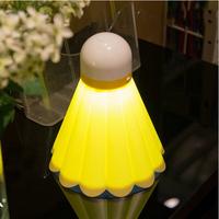 1Piece USB Gadget,USB Light,USB Badminton Court Lamp,Creative Night Light,Rechargable Lamp,Free Shipping