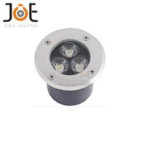Outdoor 3W LED underground lamps light  ip65  industial gallery lighting  porch Waterproof  garden lights  110V/ 220v 1010