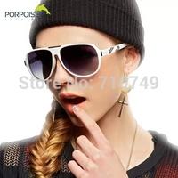 2014 new polarized unisex fashion sunglasses,Free shipping fashion UV quality PC eyewear,men & women's retro style glasses 3101