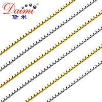 DAIMI Genuine 925 Silver White /Yellow Silver Chain Cost Price Sale SilverwareFree Shipping