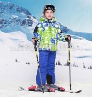 Boy's Winter Clothing Set Brand Boy Children's Sport Ski Suit Set Boy Suit Sport Set High Quality Windproof Down Jackets +Pants