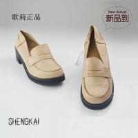 2014  women's genuine leather shoes elegant brief fashion female high-heeled shoes