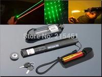 Hot! brand burning lazers Portable   50000mw 532nm laser pointer flashlight mantianxing green pen laser light