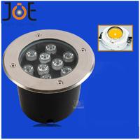 Outdoor 9W LED underground lamps light  ip65  industial gallery lighting  porch Waterproof  garden lights  110V/ 220v 1010