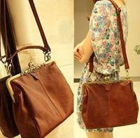 2014 women messenger bags fashion vintage antiquates bag Big bags cross-body mobile women's handbag bag 7140-5 Drop shipping
