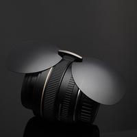 Polarized night vision clip trend myopia sunglasses mercury sunglasses aluminum magnesium large sunglasses