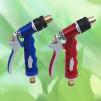 Household washing water gun high pressure water gun copper gun connector set car wash tool water gun
