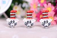 Free Shipping 20PCS/Lots Very Hot and Kawaii Resin Halloween cabochons FOY DIY 37*25mm