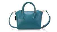 Celebrity 2014 New Collection Genuine Leather Handbags Women Crocodile Patterm Bat Totes Fashion Designer Bolsas Shoulder Bag