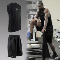 2014 new basketball shorts Wade basketball shorts Sports shorts Basketball Set   sleeveless shirt  Mens summer free shipping