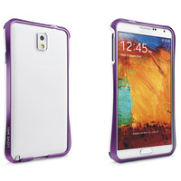 Lovemei Super Thin slim for Samsung Note 3 N9000 N9008 protector bumper dual two double color